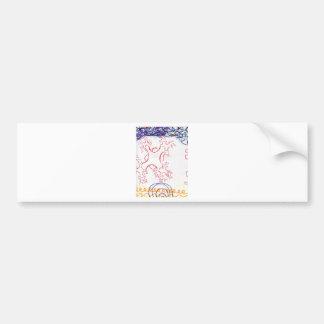Neuro Fractalis Bumper Sticker