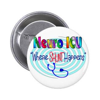 "NEURO ICU ""Where SHUNT Happens"" Button"