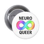 Neuro queer pins