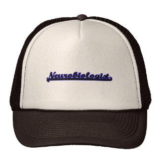 Neurobiologist Classic Job Design Trucker Hat