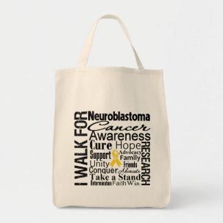 Neuroblastoma Cancer Awareness Walk Bag