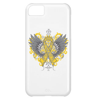 Neuroblastoma Cancer Cool Wings Cover For iPhone 5C