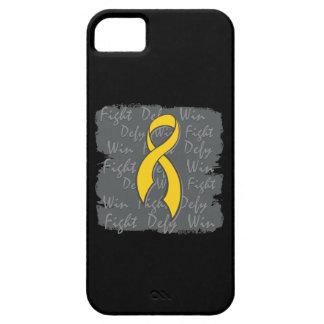 Neuroblastoma Cancer Fight Defy Win iPhone 5 Cover