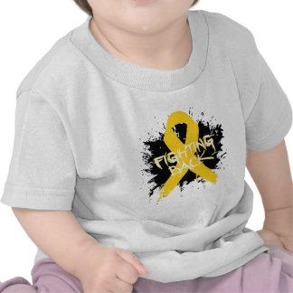 Neuroblastoma Cancer - Fighting Back T Shirts