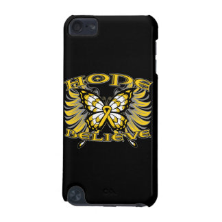 Neuroblastoma Cancer Hope Believe Butterfly copy iPod Touch 5G Cover