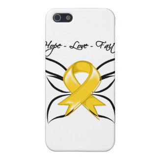Neuroblastoma Cancer Hope Love Faith Cover For iPhone 5