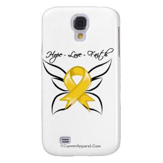 Neuroblastoma Cancer Hope Love Faith Galaxy S4 Case