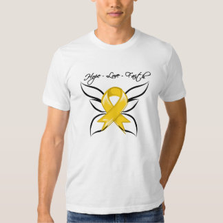 Neuroblastoma Cancer Hope Love Faith Shirts