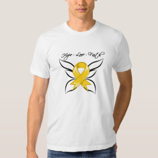 Neuroblastoma Cancer Hope Love Faith T-shirts