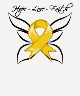 Neuroblastoma Cancer Hope Love Faith Tees