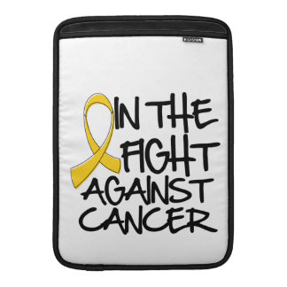 Neuroblastoma Cancer - In The Fight Sleeve For MacBook Air