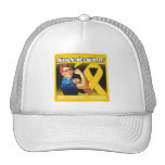 Neuroblastoma Cancer Mission We Can Do It Hat