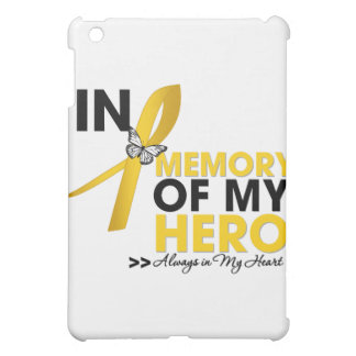 Neuroblastoma Cancer Tribute In Memory of My Hero iPad Mini Covers