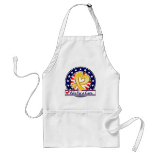 Neuroblastoma Cancer Vote For a Cure Aprons
