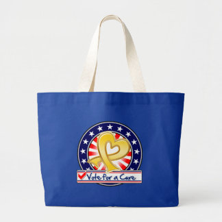 Neuroblastoma Cancer Vote For a Cure Bag