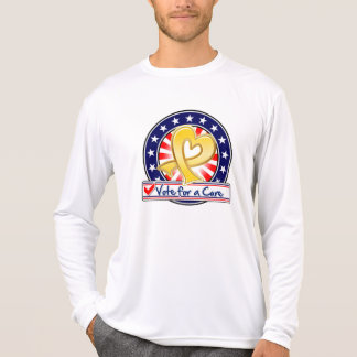 Neuroblastoma Cancer Vote For a Cure T Shirt