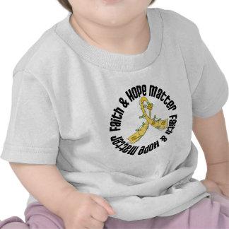 Neuroblastoma Faith and Hope Matter Shirt