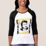 Neuroblastoma - Fight Like A Girl - We Can Do It T-shirts