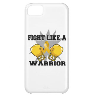 Neuroblastoma Fight Like a Warrior iPhone 5C Covers
