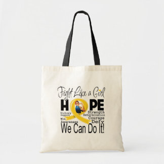 Neuroblastoma Fight We Can Do It Bag