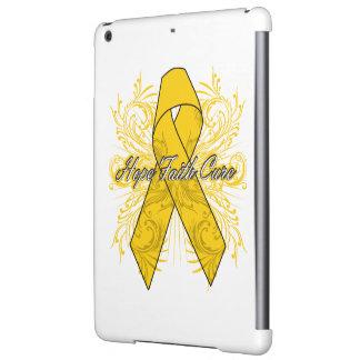Neuroblastoma Flourish Hope Faith Cure Case For iPad Air