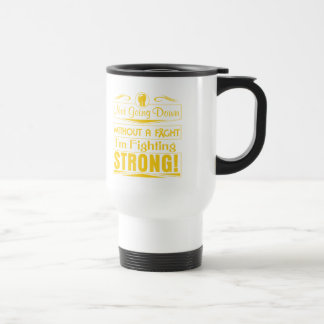 Neuroblastoma  I Am Fighting Strong.png Mugs