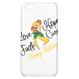 Neuroblastoma Love Hope Holidays Cover For iPhone 5C