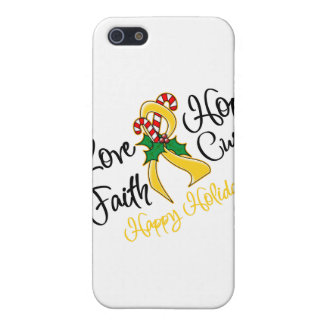 Neuroblastoma Love Hope Holidays Cases For iPhone 5