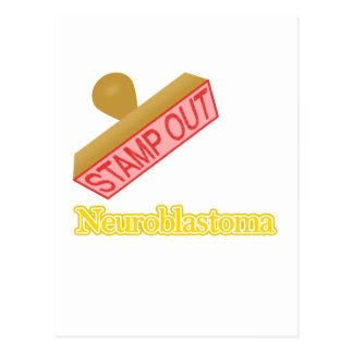 Neuroblastoma Postcard