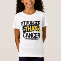 Neuroblastoma - Stronger Than Cancer T-Shirt