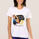 Neuroblastoma We Can Do It Rosie The Riveter T Shirt