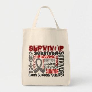 Neurocirugía del superviviente 10 bolsa tela para la compra