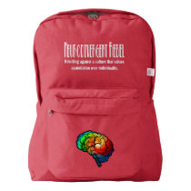 Neurodivergent Rebel Backpack