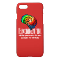 Neurodivergent Rebel Phone Case