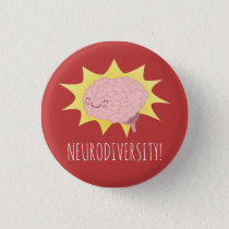 Neurodiversity! Button
