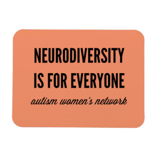 Neurodiversity is for Everyone Flexi-Magnet Magnet