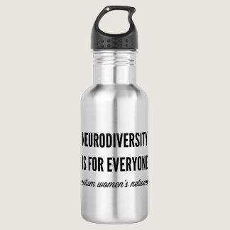 Neurodiversity is for Everyone Water Bottle