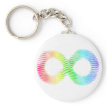 Neurodiversity Keychain