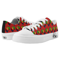Neurodiversity Pride Rainbow Brain Sneakers