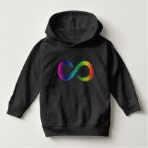 Neurodiversity Rainbow Hoodie