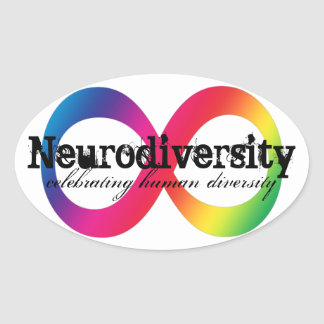 Neurodiversity Stickers