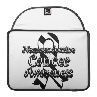 Neuroendocrine Cancer Awareness Ribbon Sleeve For MacBook Pro