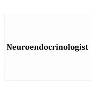 neuroendocrinologist postcard