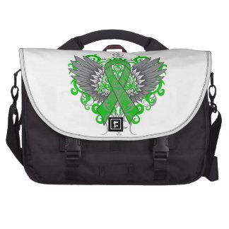 Neurofibromatosis Awareness Cool Wings Commuter Bags