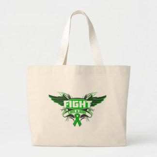 Neurofibromatosis Fight Like a Girl Wings.png Bag