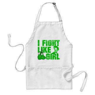 Neurofibromatosis I Fight Like A Girl Grunge Apron
