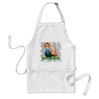 Neurofibromatosis Rosie WE CAN DO IT Aprons