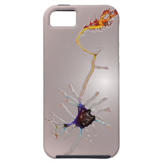 NeuroFlame (Plastic version) iPh4 iPhone 5 Cases