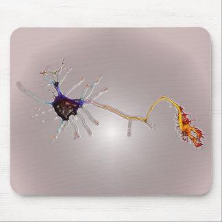 NeuroFlame (Plastic version) PC Pad Mouse Pad