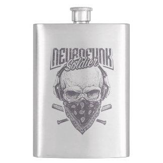 Neurofunk Soldier Flask